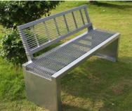 Metal Bench CC122