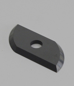 Carbide knife